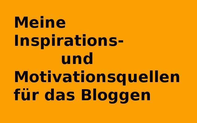 über was bloggen