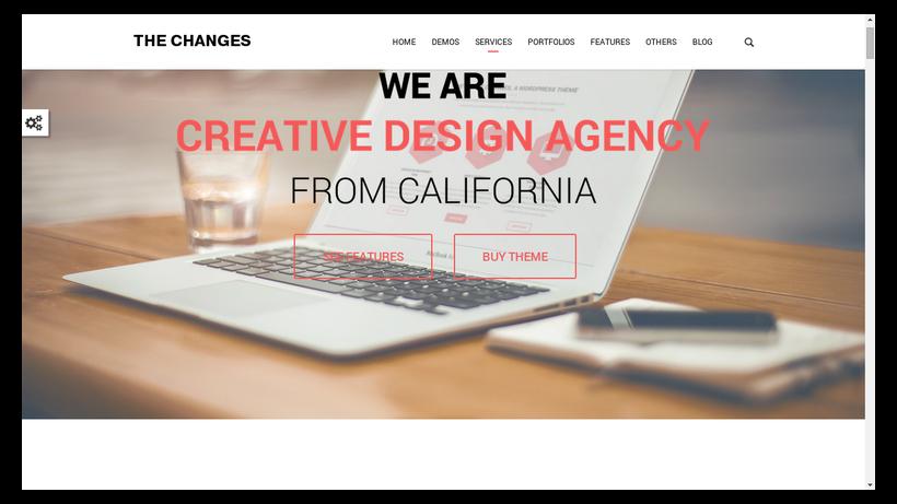 Adamant 3-minimalistisches-Webdesign-Beispiel