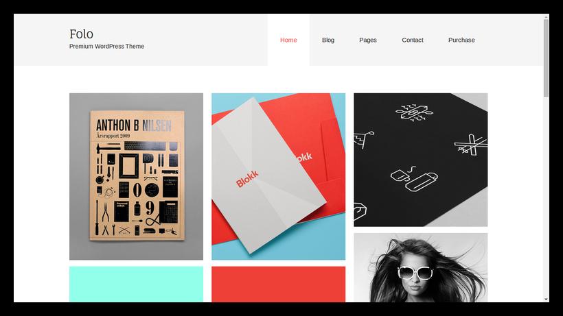 Folo-grid-style-webdesign-beispiel