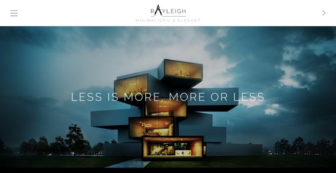 minimalismus-webdesign-beispiel-Rayleigh
