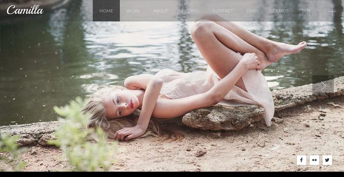minimalismus-webdesign-beispiel-camilla