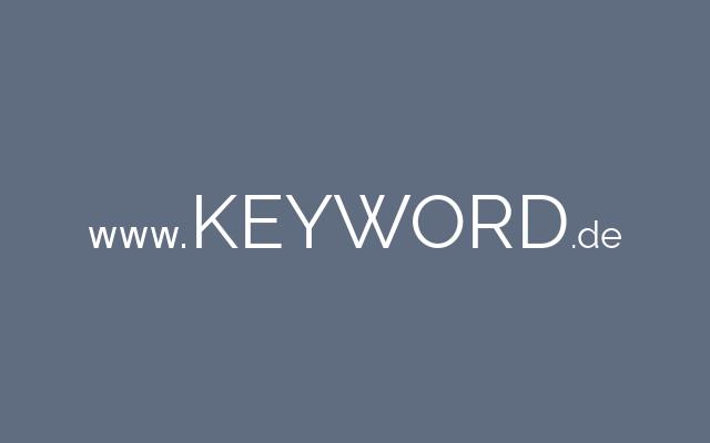 leywords-in-domainnamen