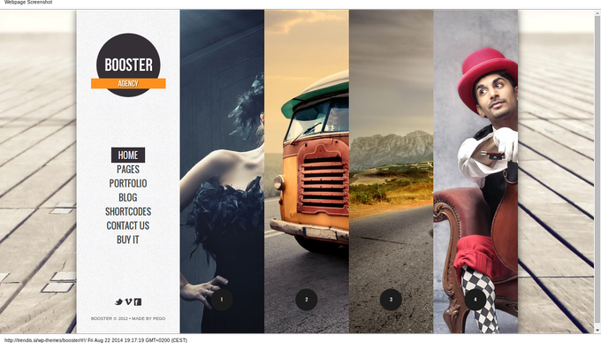 booster-one-page-wordpress-theme-beispiel
