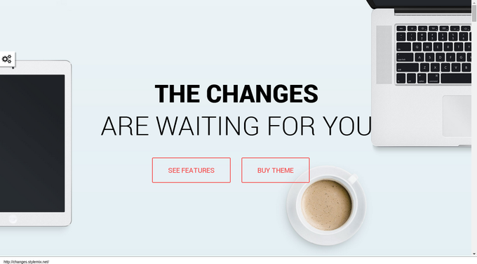minimalismus-webdesign-beispiel-the-changes